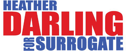 Heather Darling for Morris Surrogate